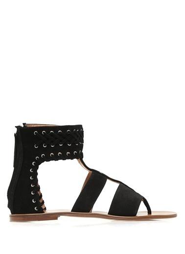 IRO Sandalet Siyah